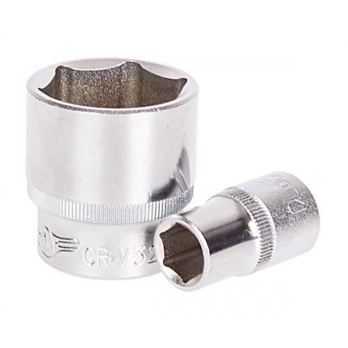 """Alloid. Торцевая головка 1/2"""", 6 гран. 21 мм (ТГ- 40121M)"""