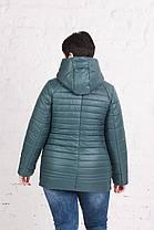 Весенняя женская куртка большого размера Клэр, фото 3