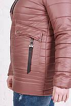 Весенняя женская куртка большого размера Клэр, фото 2