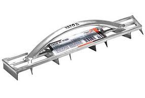 Терка для зняття штукатурки, 450 х 90 мм, YT-5247 YATO