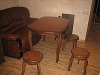 Столы из натурального дерева, фото 1