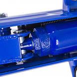 Домкрат гидравлический автомобильный подкатной 2 т min 128мм - max 300мм (картон.уп.), фото 4