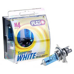 Лампы PULSO/галогенные H4/P43T 24v75/70w super white/plastic box (LP-42471)