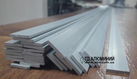 Полоса   Шина   Пластина алюминий, без покрытия 14х2 мм