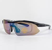 Тактические очки Oakley Sports со сменными стеклами (оригинал)