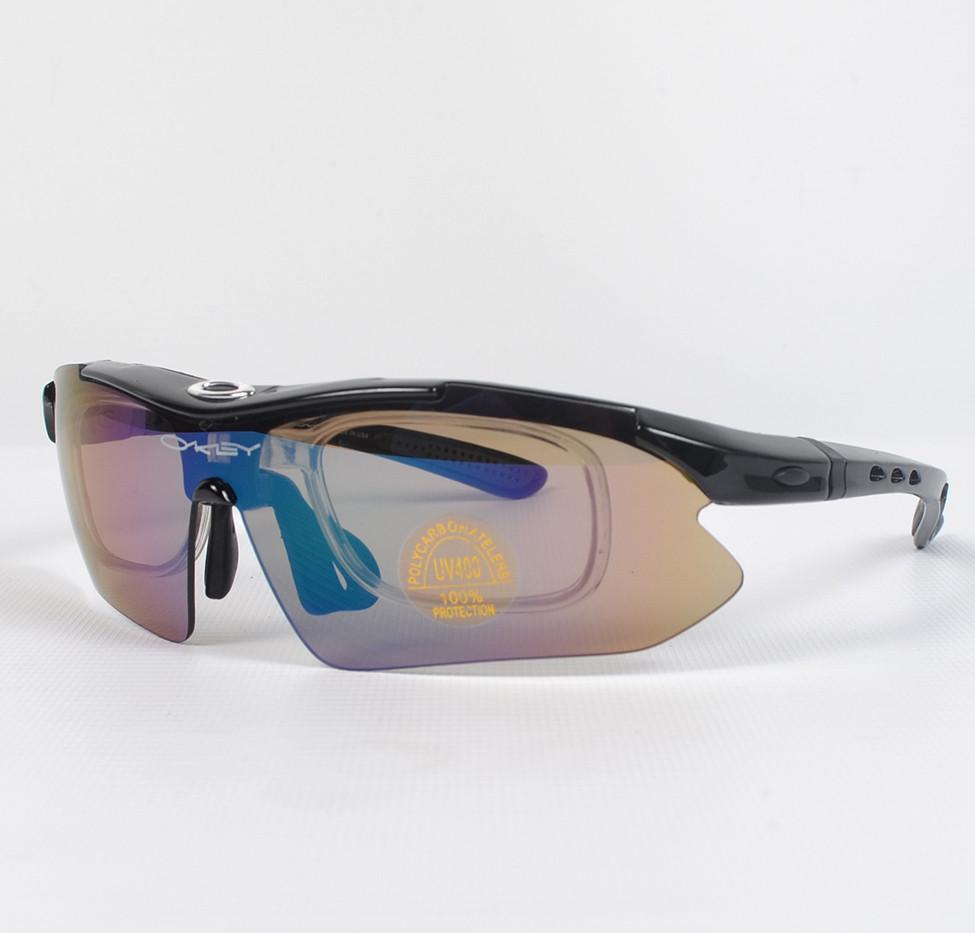 Тактические очки Oakley Sports со сменными стеклами (оригинал) - ИЗИДАмаркет в Хмельницком