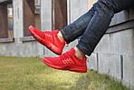 Мужские кроссовки Presto (красные) 8968, фото 2