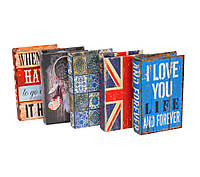 Книга - шкатулка I love you life