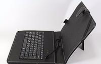 Чехол для планшета 10 дюймов с клавиатурой, только розовый, чехол с клавиатурой