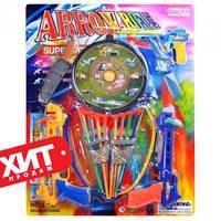 Арбалет игрушечный , на листе + код MMT-395B3