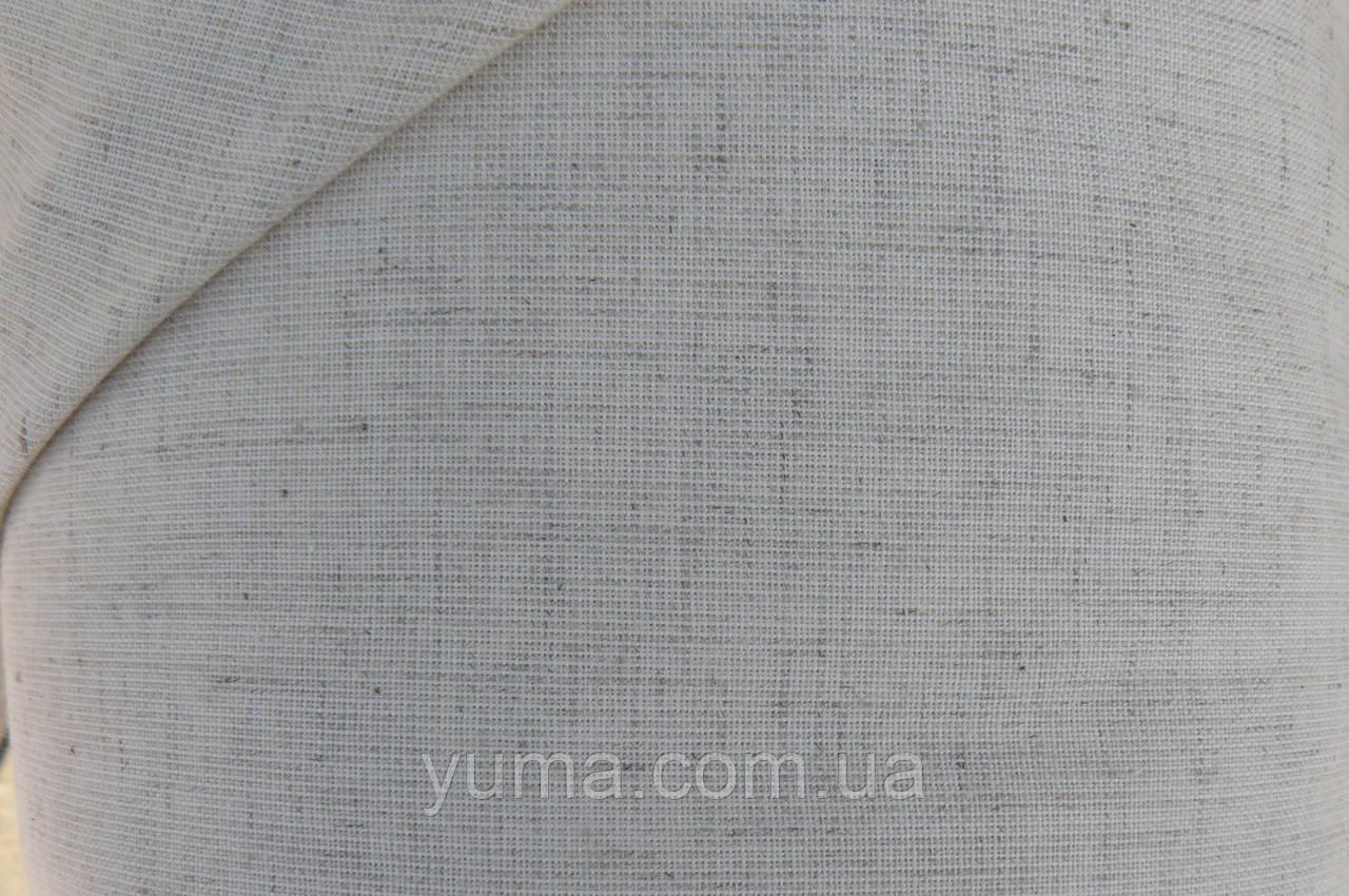 Ткань для вышиванки Лён-полиефир