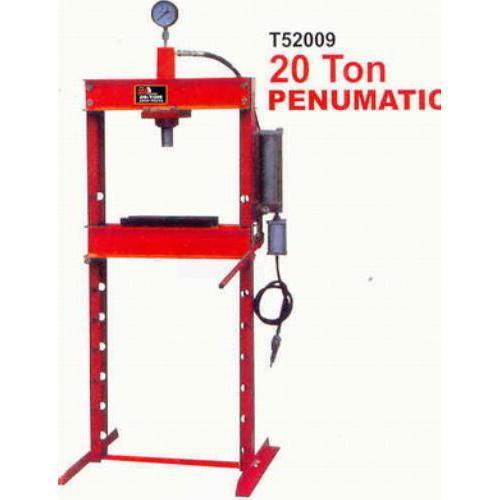 Прес пневматичний гідравлічний 20 тонн (вертикальний насос) пневмогідравлічний Прес гідравлічний 20 тон