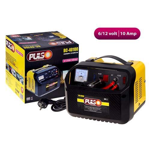 Зарядное устр-во PULSO BC-40100 6-12V/10A/12-200AHR