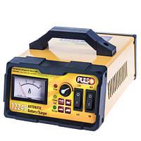 Зарядное устр-во PULSO BC-12245 12-24V/0-15A/10-190AHR/LED-Ампер./Ручная рег-ка