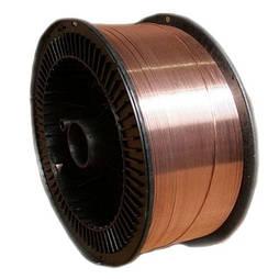 Проволока сварочная омедненная 0,8мм х 5,0кг Super СВ08Г2С-О (FR70S-6) (П-10460)