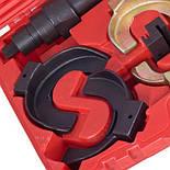 Alloid. Стяжка пружин универсальная, набор, 8 предм. (С-2001) (С-2001), фото 4