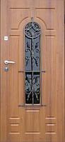 """Входная дверь для улицы """"Портала"""" (Премиум Vinorit) ― модель Ковка 31, фото 1"""