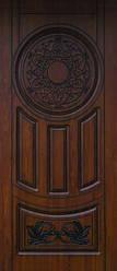 """Входная дверь для улицы """"Портала"""" (Элит Vinorit) ― модель АМ7 Patina"""