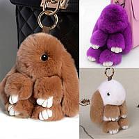 Меховой Кролик (брелок) на сумку - Kopenhagen Fur