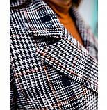 Пальто Minova 75Б-темно-синий, фото 4