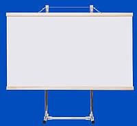 Экран для проектора на треноге 350 на 197 см 158 дюймов (16:9)