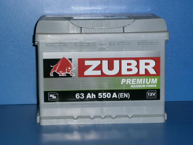 Аккумуляторы ZUBR (пр. Беларусь, по лиц. Exide Technologies (USA))