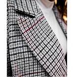 Пальто Minova 775Б-бордо, фото 4