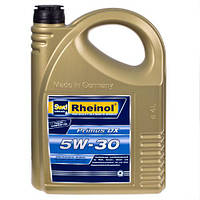 Моторное масло  Rheinol Primus DX  5W-30 4L (синт) (DX  5W-30/31228,481)