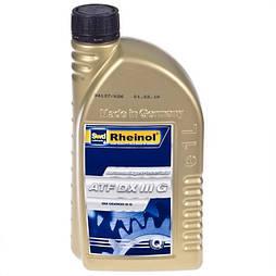 Транссмисионное масло Rheinol ATF  DX III H 1L (ATF  DX III G/32835,180)