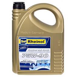 Трансмиссионное масло Rheinol Synkrol  4,5  Synth.75W-90 4L (4,5 Synth75W-90/30645,485)