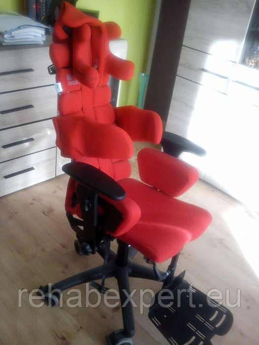 Специальное функциональное кресло для терапии детей с ДЦП Baffin NeoSit Stander Chair L
