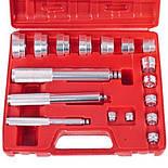 Alloid. Набор для установки подшипников. 10 предм. 10-42 мм. (НП-1041) (НП-1041), фото 4