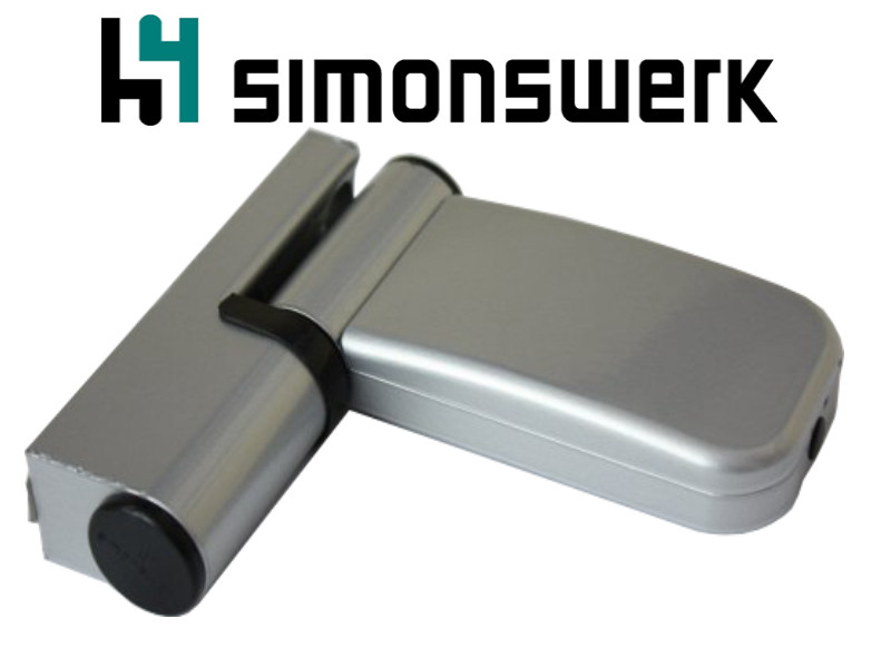 Петля дверная Simonswerk Siku 3135 серебро матовый (Германия)