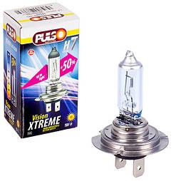 Лампа PULSO/галогенная H7/PX26D 12v55w+50% X-treme Vision/c/box (LP-70555)