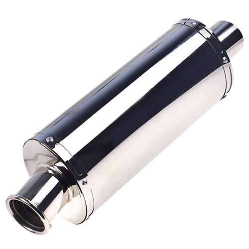 Прямоточный глушитель мото глушители, прямоток для мотоцикла выхлоп