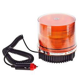 Мигалка желтая HB-801F Y LED 24V (HB-801F Y LED)