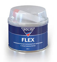 Шпатлевка Solid  Flex (для пластика),  750 г