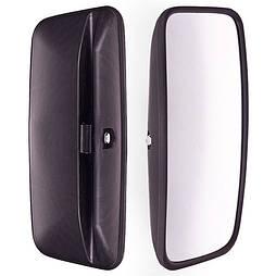 Зеркало боковое грузовое 375х160 КРАЗ, КАМАЗ (V-6) за 1 шт