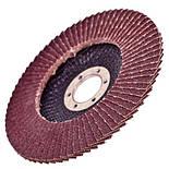 Alloid. Круг лепестковый торцевой 125 мм, зерно 150 (FD-125150), фото 3