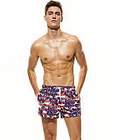 Летние мужские шорты для купания Seobean - №4419, фото 1
