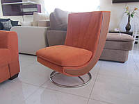 Мягкое кресло для отдыха Атена (ткань)