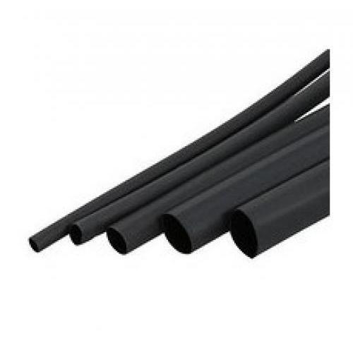 Термоусадочная трубка VARGO 3х1000мм черная (V-701210) (701210)