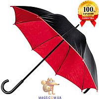 Зонт-трость Dracula RED