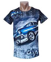 Брендовая мужская футболка Mastiff - №4952