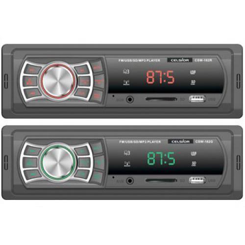 Бездисковый MP3/SD/USB/FM проигрыватель  Celsior CSW-182Y (Celsior CSW-182Y)