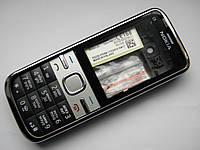 Корпус Nokia C5 00 с клавиатурой серый class AAA