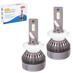 Лампы PULSO E30/LED/H7 PX26d/Flip Chip/12-24V/40W/4500Lm/6000K (E30-H7)