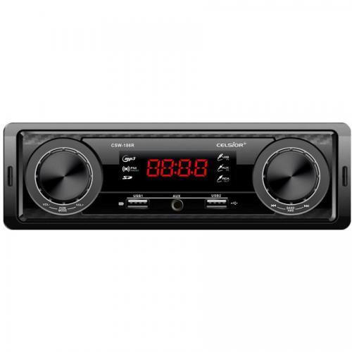 Бездисковый MP3/SD/USB/FM проигрыватель  Celsior CSW-186R (Celsior CSW-186R)