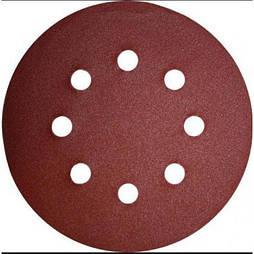 Абразивные круги на липучке 8+1 отв. Р-220 Серия- F (Р-220 Серия- F)