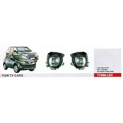 Фары доп.модель Toyota LC  FJ200 2012-/TY-568Led (TY-568Led)